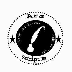 """Los invitamos a visitar el blog de Ars Scriptum, """"donde las letras cobran vida"""". Ars Scriptum en si es un club de escritores, reseñas y recomendaciones literarias, la idea del proyecto surge de la necesidad de dar a conocer obras literarias, asi como dar apoyo y difusion a nuevos escritores. ¿Te apuntas?"""