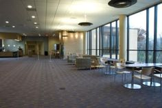 Rockpoint Church - gathering areas: