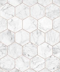 Marble & Copper Tiles Wallpaper Crisp Marble Tiles Crisp white marble til. - Marble & Copper Tiles Wallpaper Crisp Marble Tiles Crisp white marble tiles surrounded by a c -