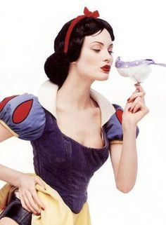 Snow White Makeup Looks