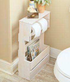 Diy Bathroom Decor, Diy Home Decor, Diy Bathroom Furniture, Bath Decor, Bathroom Designs, Bedroom Furniture, Pallet Bathroom, Rental Bathroom, Bathroom Canvas