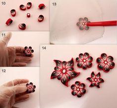 Millefiori Flower Tutorial from Start to Finish by ArtizanArt