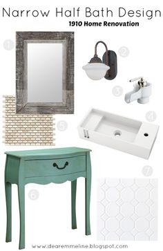 Small Narrow Half Bathroom Ideas home decor affordable diy ideas | diy ideas, half baths and bath