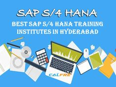 CALFRE provides top most classroom & Online Training Institutes for SAP S/4 HANA in Hyderabad. There are various training providers who provide SAP S/4HANA courses but CALFRE provide the best classroom training as well as online training to ensure good learning. Calfre also provides Daytime classes, weekend training classes, evening batch classes, and fast-track training classes and enhance your learning.