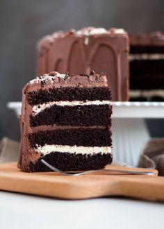 Oh yeah, ik heb het Baking Recipes, Cake Recipes, Dessert Recipes, Cake Cookies, Cupcake Cakes, Pie Cake, Drip Cakes, Cakes And More, No Bake Desserts