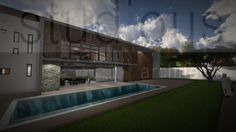 House Monyeki_ Cornwall Hill_ by Studious Architects_South africa