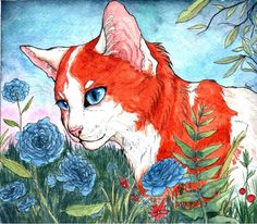 Young Brightheart