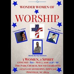 WONDER WOMEN OF WORSHIP!!! #HeReigns #Blessed #christian #gospel #music #gospelmusic #christianmusic #vocals #vocalist #singer #singersongwriter #clt #charlotte #la #nyc #atl #atlanta #newyorkcity #newyork by cassandraonealmusic