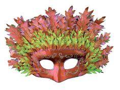 Rio Grand Mask Red