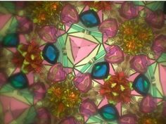 Doesn't everyone love kaleidoscopes?