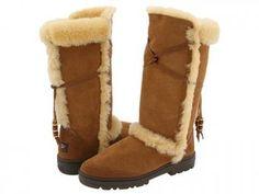 Chestnut Nightfall UGG Boots   Sale: $119.85