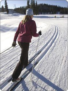 Nordic Skiing at Purgatory