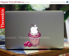 Decal for Macbook Pro, Air or Ipad Stickers Macbook Decals Apple Decal for Macbook Pro / Macbook Air Macbook Air Stickers, Mac Stickers, Macbook Decal, Macbook Case, Macbook Pro, Projects To Try, Decals, Ipad, Apple