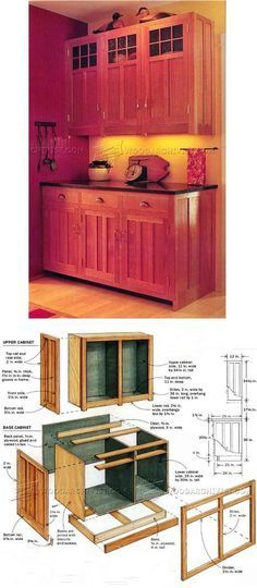 kitchen furniture plans. Kitchen Cabinets Plans - Furniture And Projects Woodwork,  Woodworking, Woodworking Plans, Kitchen Furniture Plans