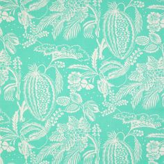 Fabric Love for Manuel Canovas New Collection for Spring 2014 | The English Room