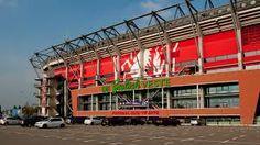 The football stadium of FC Twente in Enschede, the 'Grolsch Veste'