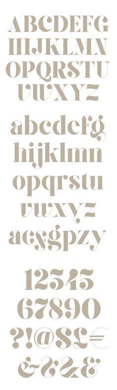 Resultado de imagen de giza pro typeface