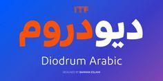 Diodrum Arabic font download