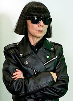 Rei Kawakubo Is (Maybe) the Next Subject of the Met Punk Fashion, Fashion Art, High Fashion, Fasion, Lynn Yaeger, Japanese Fashion Designers, Met Gala Red Carpet, Rei Kawakubo, Anna Wintour