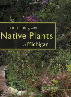 Landscaping with Native Plants of Michigan by Lynn M. Steiner Florida Native Plants, California Native Plants, Michigan Landscaping, Michigan Garden, Landscaping Ideas, Landscaping Software, Modern Landscaping, Backyard Ideas, Garden Landscaping