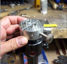 GRS Benchmate: Mark Nelson's Clever DIY Modifications