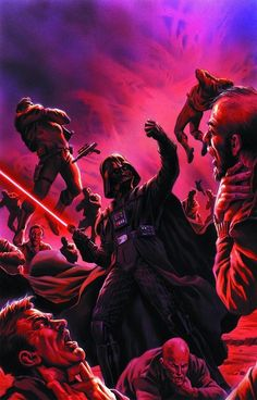 Star Wars: Darth Vader and the Cry of Shadows (of by Felipe Massafera. Star Wars Film, Star Wars Poster, Star Wars Art, Star Trek, Anakin Vader, Vader Star Wars, Anakin Skywalker, Darth Vader Choke, Lorde