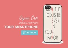 Hunger Games Quote iphone case, smartphone