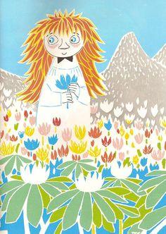 Moomins -Tove Jansson