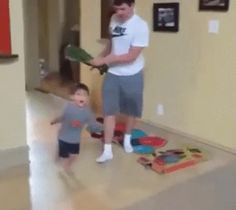 How To Catch A Toddler