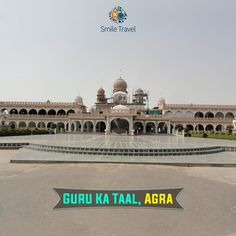 With car rental services by Smile Travels, taking a road trip to Agra is so convenient. In addition to the iconic Taj Mahal, there are other points of interest too. Do keep Mehtab Bagh, Aram Bagh, Guru ka Taal, Agra Fort, Akbar's Tomb and Tomb of Itimad-ud-Daulah in your itinerary.