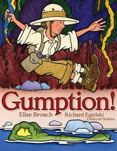 (funny stories for kids to read)Gumption!