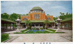 誰的古蹟?日本神社在臺北