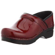 Dansko Women's Professional Patent Leather Clog