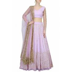 Buy Purple Color Lehenga by Akanksha Singh at Fresh Look Fashion Wedding Outfits For Women, Indian Wedding Outfits, Indian Outfits, Indian Dresses, Lehenga Designs Latest, Red Wedding Lehenga, Bridal Lehenga, Anarkali Lehenga, Custom Dresses