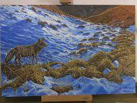 Alessandro Sacchetti - Wildlife Painter: Nella neve