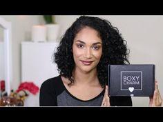 AUGUST BOXYCHARM UNBOXING   2016 - YouTube #boxycharm #unboxing #youtuber #beautybox #beautyboxsubscription