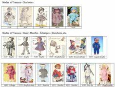 poupees-poupons - M&T - Diaporama accessoires poupées - Suite et fin