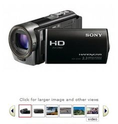 Sony HDR-CX160 High-Definition Handycam Camcorder