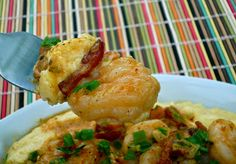 The Weekend Gourmet: #SundaySupper Comfort Food with Lee Woodruff...Featuring Down-Home Comforting Shrimp and Grits