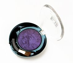 milani purple eyeshadow. green color is also amazing! http://www.temptalia.com/milani-mix-it-up-baked-eyeshadow-review-photos-swatches