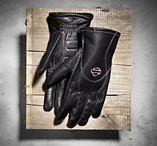 Women's Pink Label Full-Finger Gloves - bought these for my wife this weekend to complete her whole outfit. Motorcycle Gloves, Motorcycle Style, Motorcycle Outfit, Biker Style, Motorcycle Fashion, Motorcycle Accessories, Harley Davidson Gloves, Harley Davidson Online Store, Harley Gear