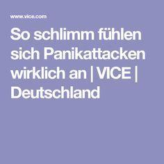 So schlimm fühlen sich Panikattacken wirklich an   VICE   Deutschland