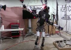 Boston Dynamics is on the forefront of robotic technology, and they just…