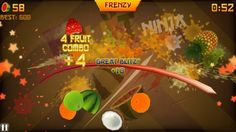 Halfbrick's Fruit Ninja – with aroundhalf a billion downloads globally already -hits yet another platform today with its release on the Sony PlayStation Vita, this version developed by fellow Australian studio Big Ant.