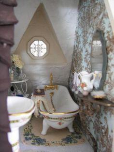 bath - WyckedWood Orchid - Gallery - The Greenleaf Miniature Community