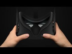 Oculus announces details about the consumer version of its Rift VR headset. Smartwatch, Augmented Reality, Virtual Reality, Htc Vive, Web Design, Media Design, Facebook Brand, Samsung, Vr Headset