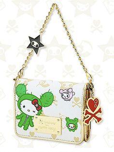 Adorable Hello Kitty tokidoki bag