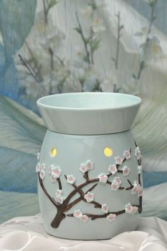 cherry blossom scentsy warmer