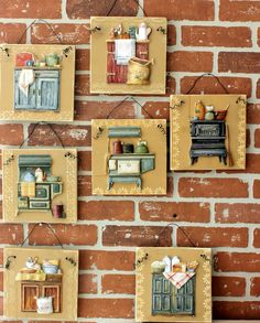 wall plaques...