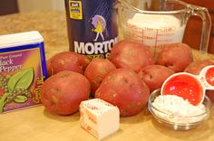Scalloped Potatoes in the Oven or Slow Cooker - Eat at Home